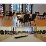 Konferensbordet Produktiv - Vit