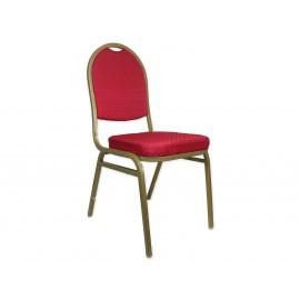 Konferensstolen Carl - Red Round